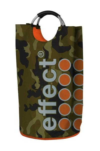 effect® große Einkaufstasche in Camouflage Optik