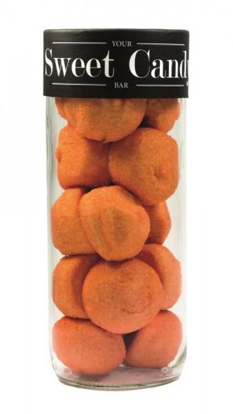 Sweet Candy Speckbälle Orange