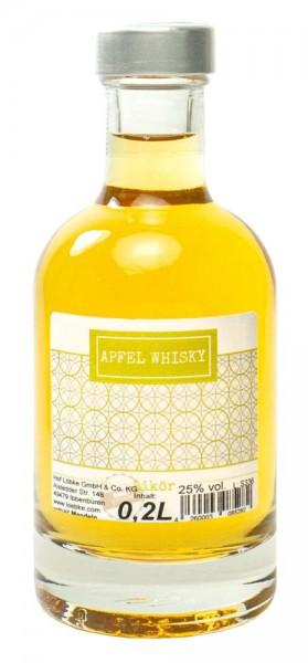 Apfel-Whisky-Likör 0,20l Nocturne-Flasche