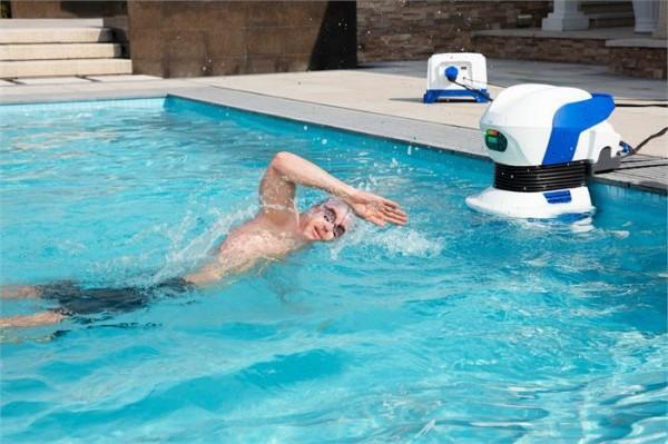 Swimfinity™ Gegenstromanlage