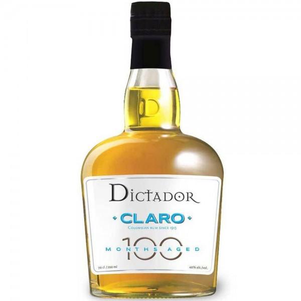 DICTADOR Rum Claro 0,7l