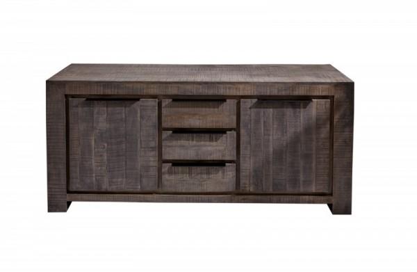 Sideboard Iron Craft 175cm grau Mango 39277