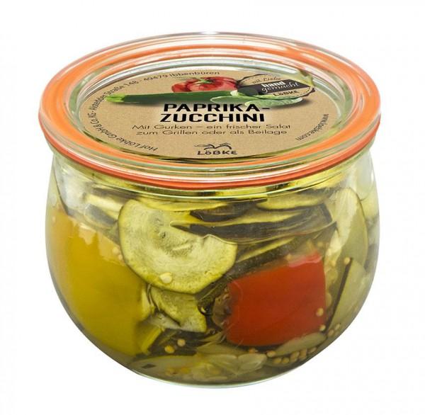 Paprika-Zucchini-Salat 580ml