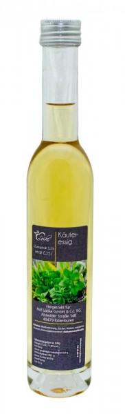 Kräuter-Essig 0,25l Vittoria-Flasche
