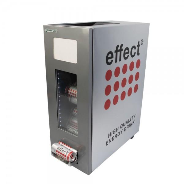 effect® Dosenspender (silber)