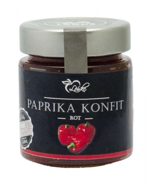 Paprika Rot Konfit 150ml Hochrandglas