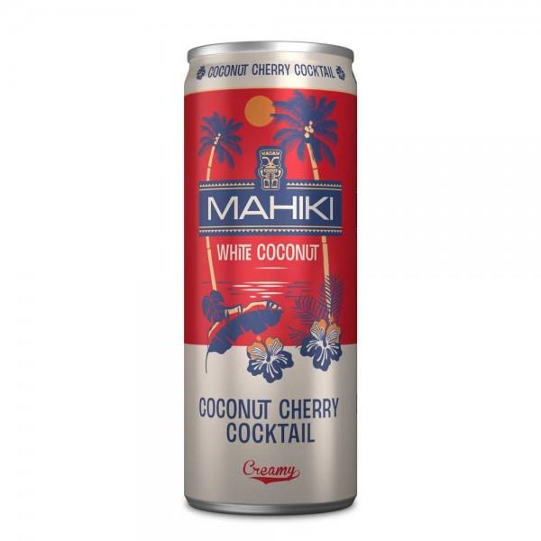MAHIKI Cocktail Premix with Coconut Cherry 0,33