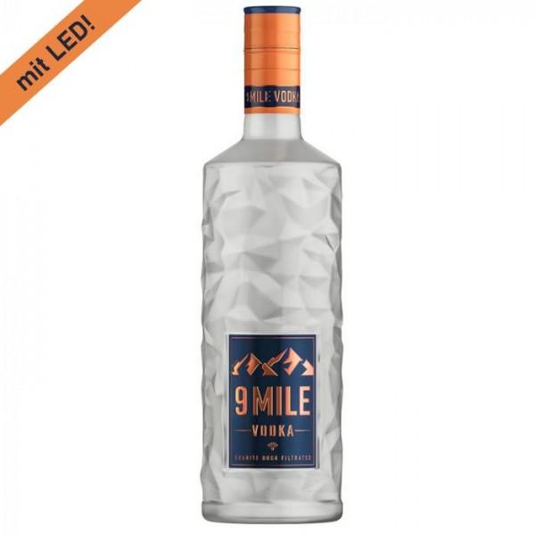 9 MILE - Granite Rock Filtrated Vodka 1,0l
