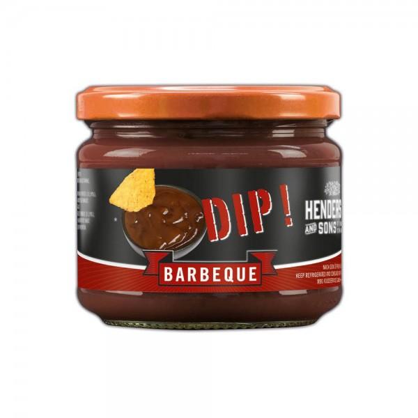 Henderson & Sons Smoky BBQ Dip 300g