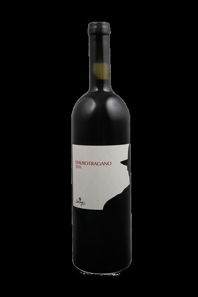 Mavrotragano Red dry 750ml Dougos