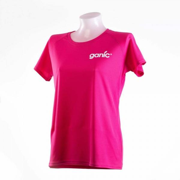 Ganic T-Shirt (pink)