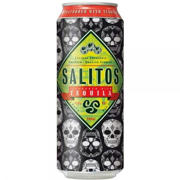 SALITOS Tequila Dose 0,5l