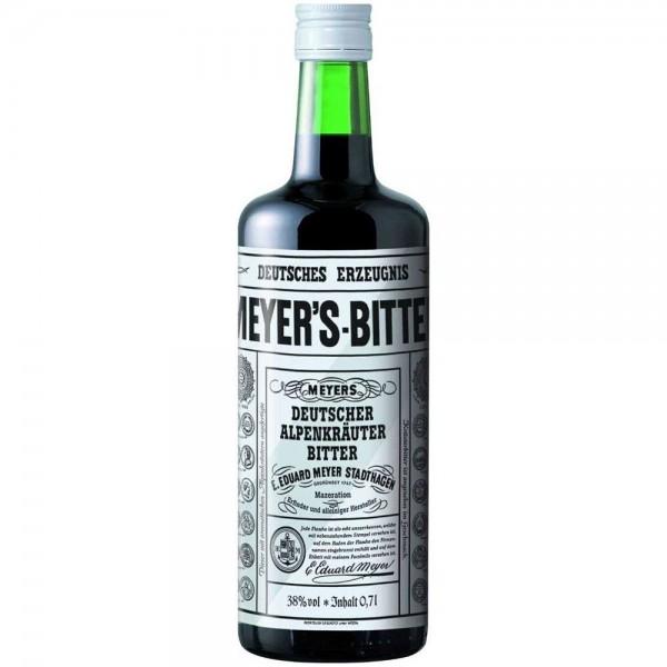 Meyers Bitter Deutsche Alpen-Kräuter 0,7l