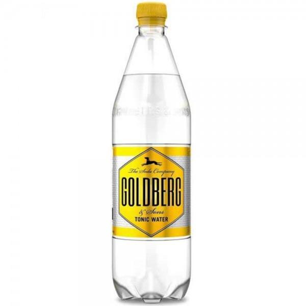 GOLDBERG Tonic Water 1l