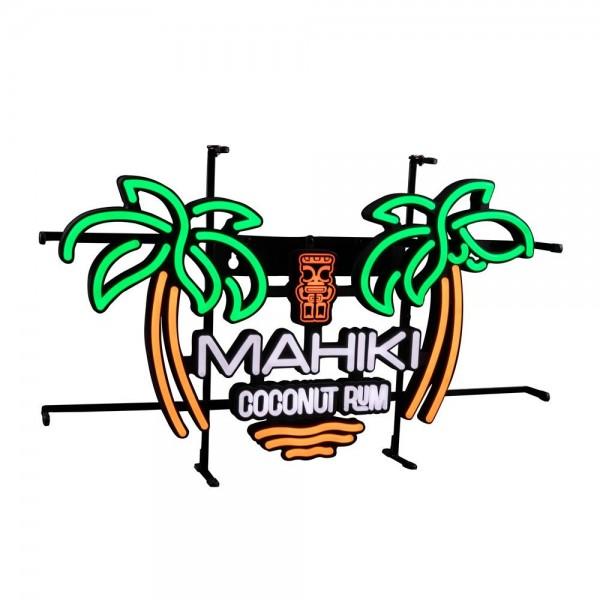 LED Neonschild mit Palmen-Motiv von Mahiki