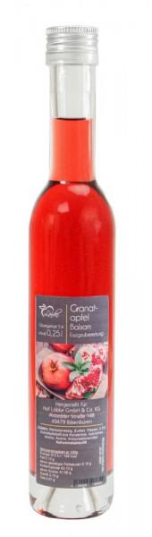 Granatapfel Balsam Essig 0,25l Vittoria-Flasche