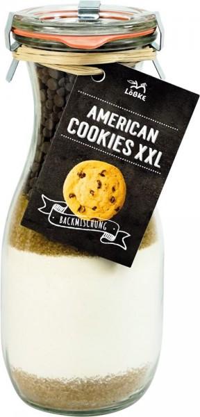 Backmischung American Cookies XXL 530ml