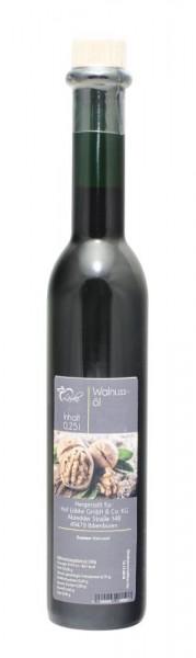 Walnussöl 0,25l Vittoria-Flasche