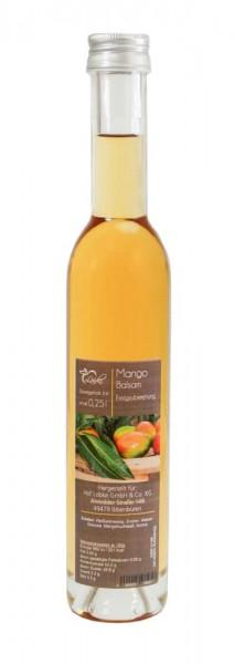 Mango Balsam Essig 0,25l Vittoria-Flasche