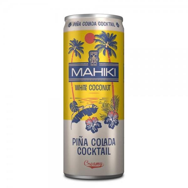 MAHIKI Cocktail Premix with Pina Colada 0,25l