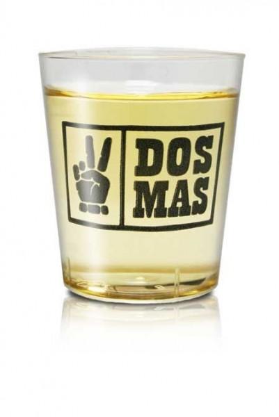 DOS MAS Shotbecher