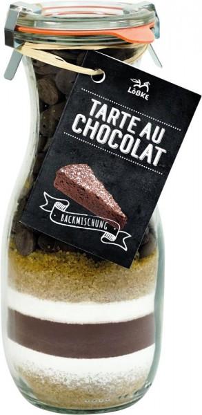 Backmischung Tarte au Chocolat 530ml