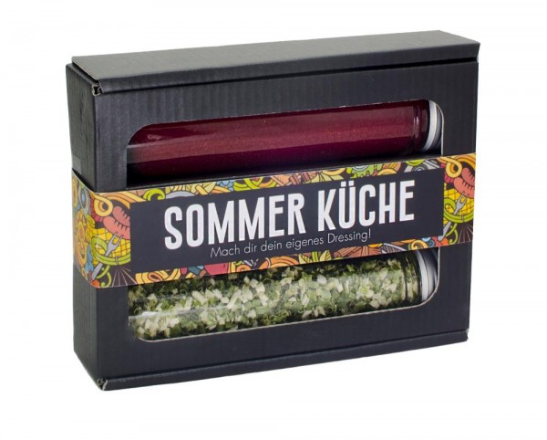 Dressing-Box Sommerküche 2x50ml