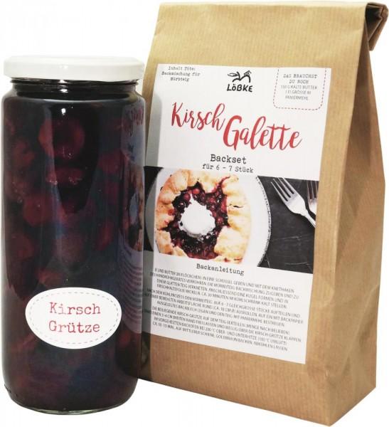 Galette-Kit Kirsch in der Box