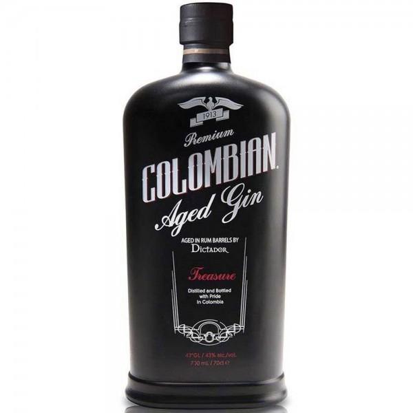 DICTADOR Gin Colombian Treasure 0,7