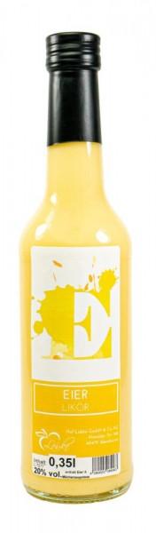 Eier-Likör 0,35l Gradhalsflasche