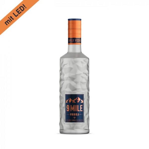 9 MILE Super Premium Vodka 0,5l