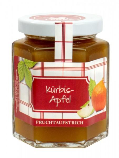 Kürbis-Apfel Fruchtaufstrich 200g