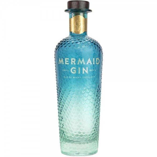 Mermaid handcrafted Gin 0,7l