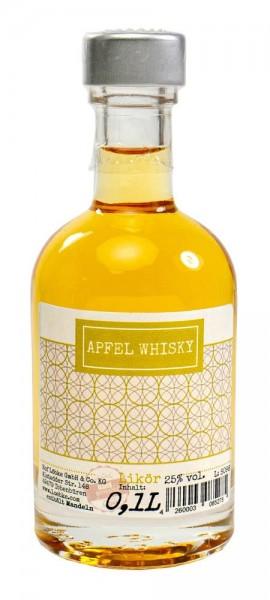 Apfel-Whisky-Likör 0,10l Nocturne-Flasche