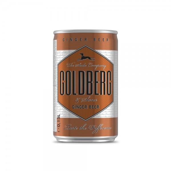 GOLDBERG Ginger Beer Fridge-Pack