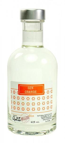 Gin-Orange 0,20l Nocturne-Flasche