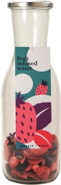 Erdbeer-Minze Fruit-Infused-Water 1l