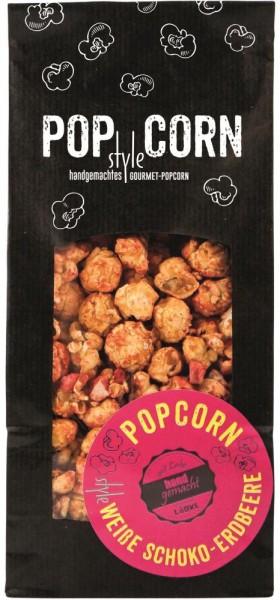 POP-style-CORN Weiße-Schoko-Erdbeere