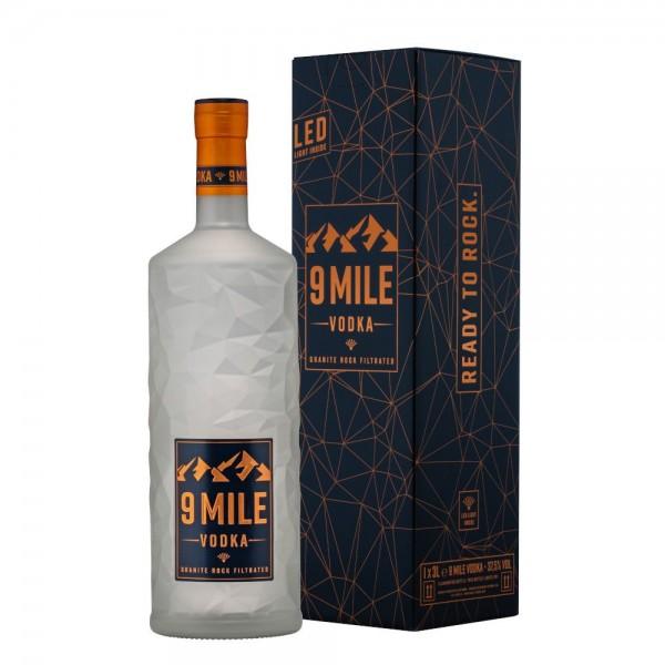 9 MILE Vodka 3,0l