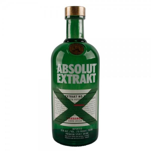 Absolut Vodka Extrakt mit Kardamon 0,7l