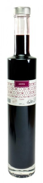Aronia-Likör 0,35l Kenga-Flasche