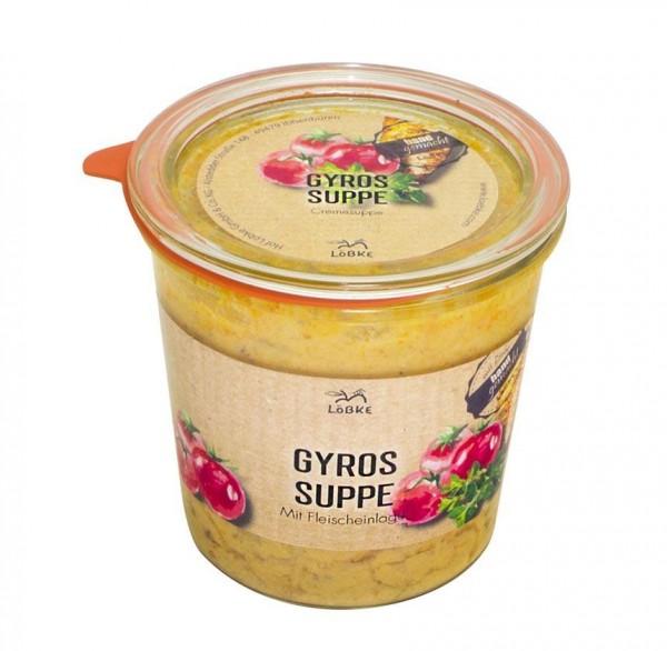 Gyros Suppe 580ml