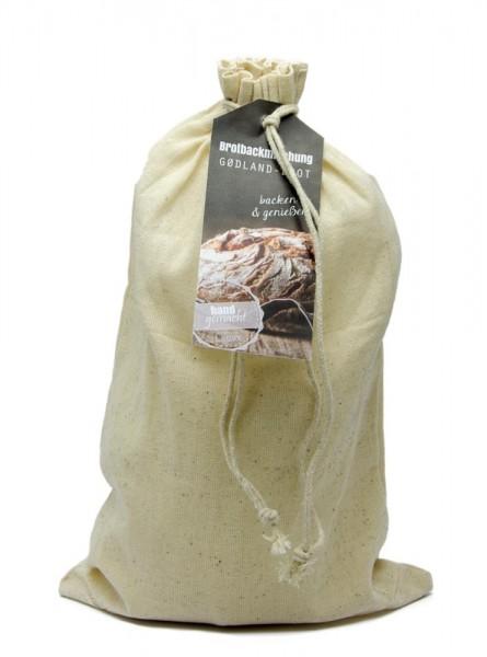 Backmischung Gotland-Brot 600g Leinenbeutel