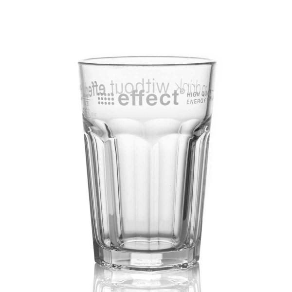 effect Longdrink Gläser (transparent)