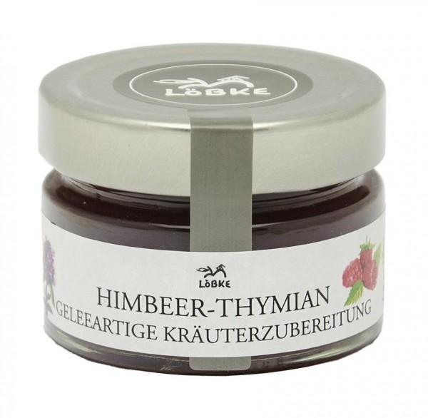 Himbeer-Thymian Gelee 100g Hochrandglas