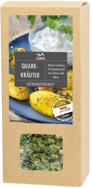Quark-Kräuter