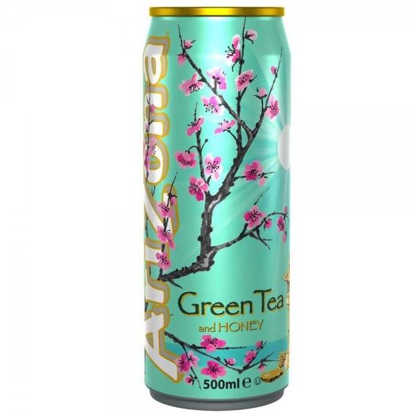 Arizona Green Tea Honey 0,5l (12x)
