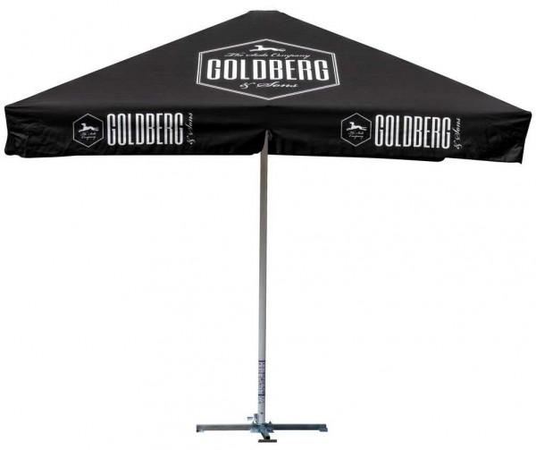 Goldberg und Sons Sonnenschirm (schwarz)