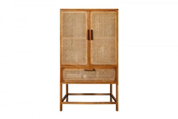 Highboard Bamboo Lounge 140cm Mango 39821