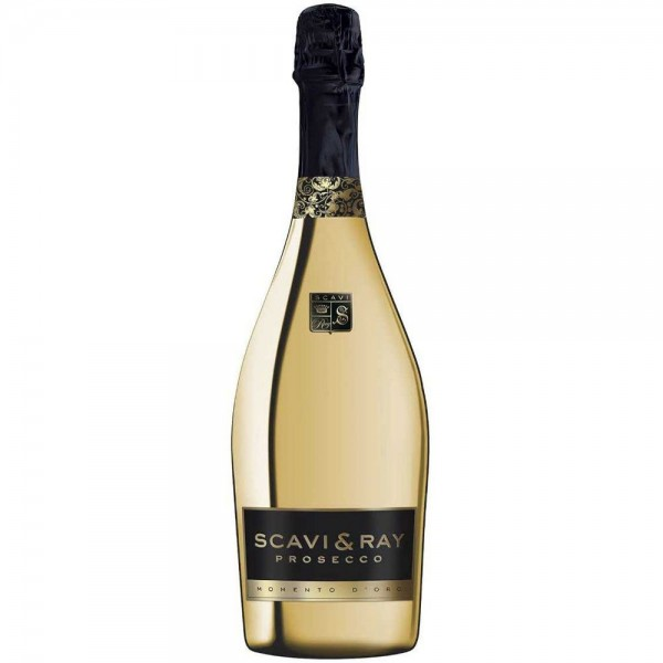 SCAVI & RAY Goldflasche 0,75l